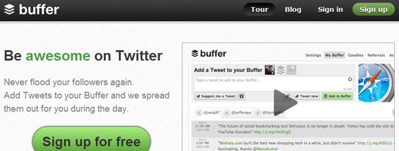 buffer tweet online tweet tools