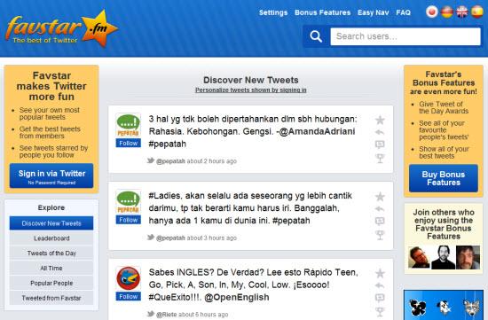 fav star twitter tools